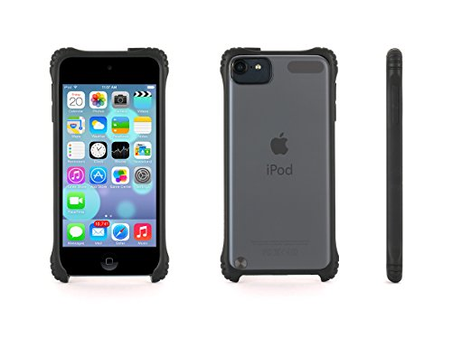 Griffin Black Survivor Core, Clear Protective case for iPod touch...