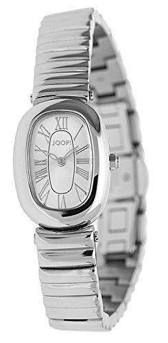 Joop Vintage JP11Q1SS-1005 - Reloj de mujer de cuarzo, correa de acero inoxidable color plata