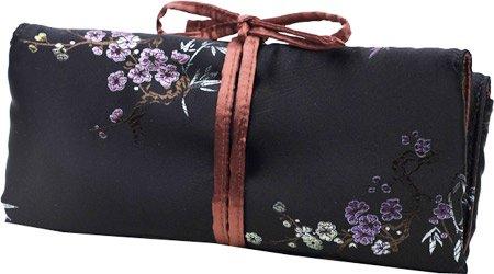 Soapbox Bags Jewelry Roll - Black Asian 6322-BA image