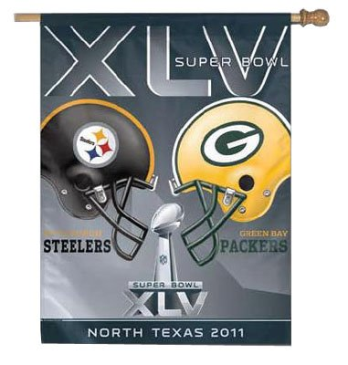 Packers Super Bowl XLV 45