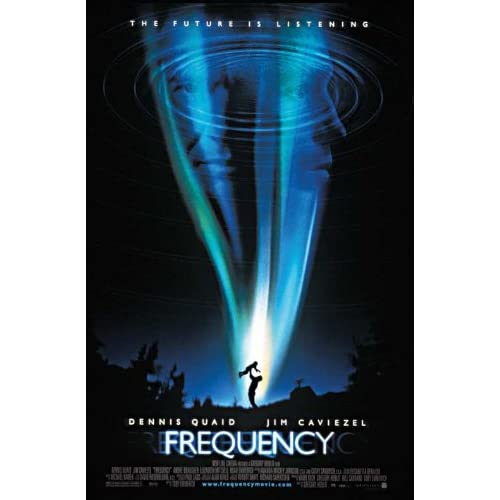 Frequency Movie Poster (11 x 17 Inches - 28cm x 44cm) (2000) Style E