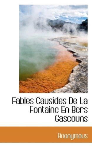 Fables Causides De La Fontaine En Bers Gascouns