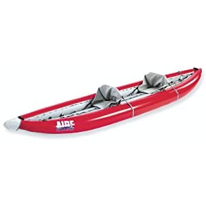 Buy AIRE Super Lynx Kayak - 14' - Blue by AIRE