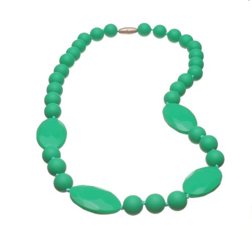 Jelly Strands Bleckley Baby Teething Necklace Clover