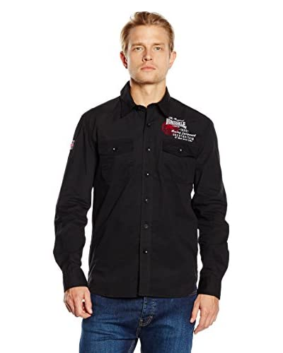 Lonsdale Camisa Hombre