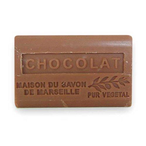 (南仏産マルセイユソープ)SAVON de Marseille チョコレートの香り(SP048)(125g)