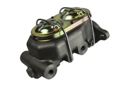 The Right Stuff DBMC09 Master Cylinder (Dual Bail, Dual Reservoir, Deep Pocket Disc/Drum) (Pontiac Stuff compare prices)