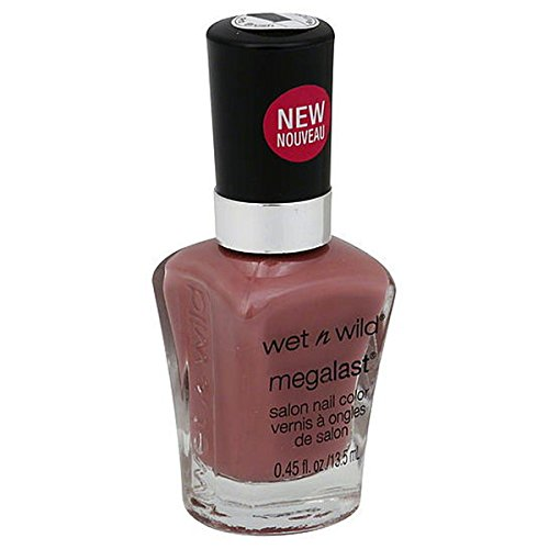 Wet n Wild MegaLast Nail Color 206C Undercover (Nail Covers For Wet Nails compare prices)