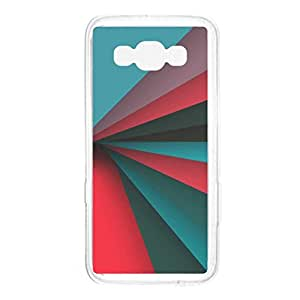 a AND b Designer Printed Mobile Back Cover / Back Case For Samsung Galaxy A7 (SG_A7_882)