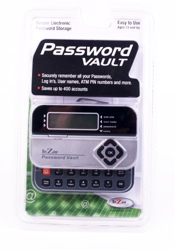 Reczone Password Vault