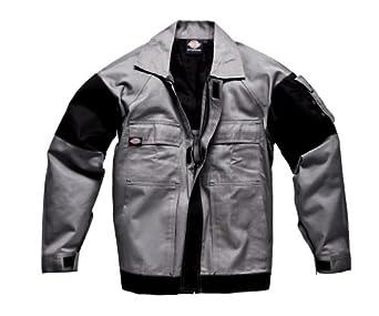 Dickies GDT290 Jacket, Grey/Black, X-Large