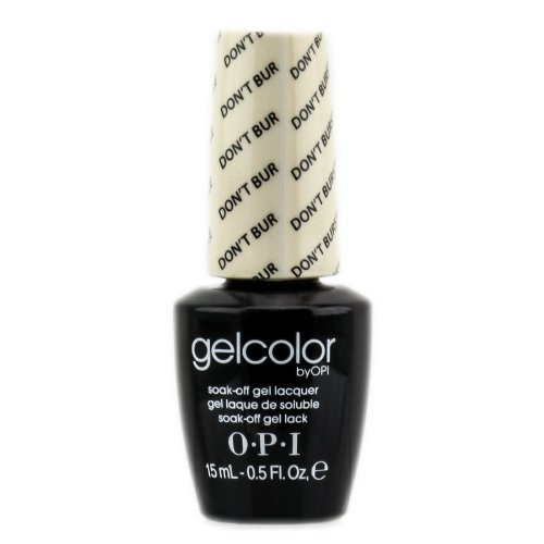 Gelcolor By Opi Soak-Off Gel Laquer Nail Polish - Don'T Burst My Bubble - Gc T57 front-308330