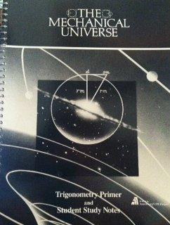 Mechanical Universe: Trigonometry & Student Study Notes