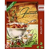 Holiday Cider Jigsaw Puzzle - 1000 Pieces by New York Puzzle Company