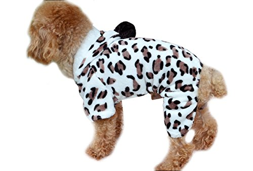 Freerun Adorable Dog Coat for Dog Hoodie Dog Clothes Soft Cozy Pet Clothes Pet Coat - XXL (Pet Taxi Replacement Parts compare prices)