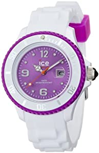 Ice-Watch Armbanduhr ice-White Small WeissY/Violett SI.WV.S.S.11