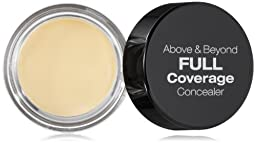 NYX Cosmetics Concealer Jar, Yellow, 0.25 Ounce