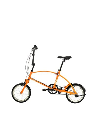 Bigfish Folding Bicicleta Plegable Wave 3 Speed Nexus Tw3 Naranja