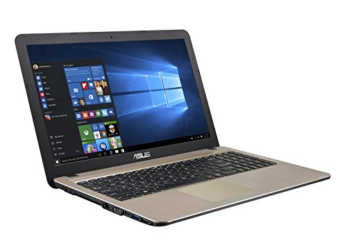 Asus X540SA-XX014D Notebook, Display da 15.6 Pollici HD LED, Processore Intel N3050, RAM 4 GB, Hard Disk 500GB, FreeDos, Marrone