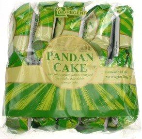4 Packs Regent Pandan Cake 200g Ea Amazon Com Grocery
