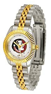 Florida State Seminoles Ladies Executive Watch by Suntime by SunTime
