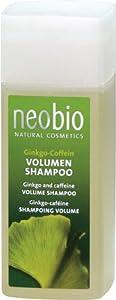 Neobio Volumen Shampoo Ginkgo-Coffein- 150 ml