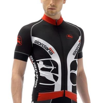 Buy Low Price Giordana 2012 Men's FormaRed-Carbon Trade Custom Short Sleeve Cycling Jersey – GI-S2-SSFR-TRAD (B004I95XBA)