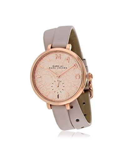 Marc by Marc Jacobs Women's MJ1418 Beige Leather Watch