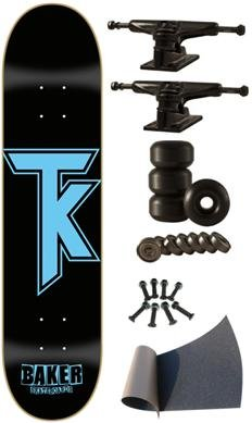 Baker Terry Kennedy TK Stacks Complete New Skateboard On Sale