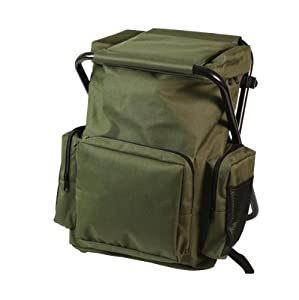 Back Pack & Stool Combination
