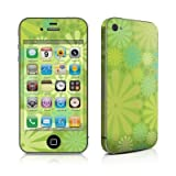 Apple iPhone4/iPhone 4S用スキンシール 【Lime Punch】