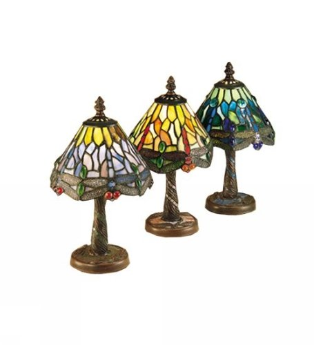 out 12 inch h hanginghead dragonfly mini lamp table lamps on sale. Black Bedroom Furniture Sets. Home Design Ideas
