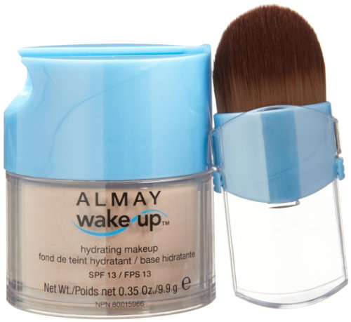 Almay Wake-up Hydrating Makeup, Beige, 0.35-Ounce