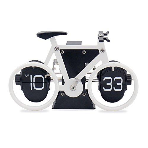fahrrad-flip-uhr-altmodisch-flip-uhr-retro-uhr-fahrrad-uhr-flip-down-uhr-travel-clock-dual-gear-batt