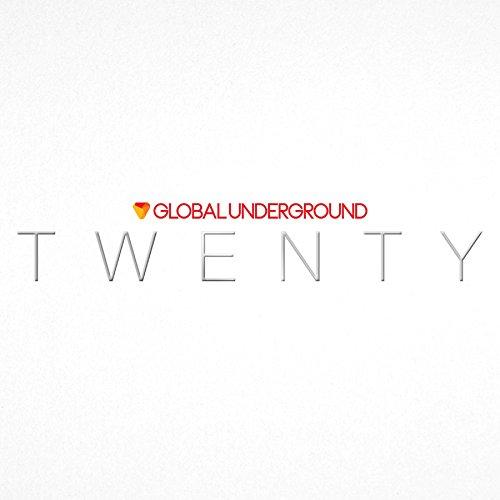 Vinilo : Global Underground: Twenty (Oversize Item Split, 3 Disc)