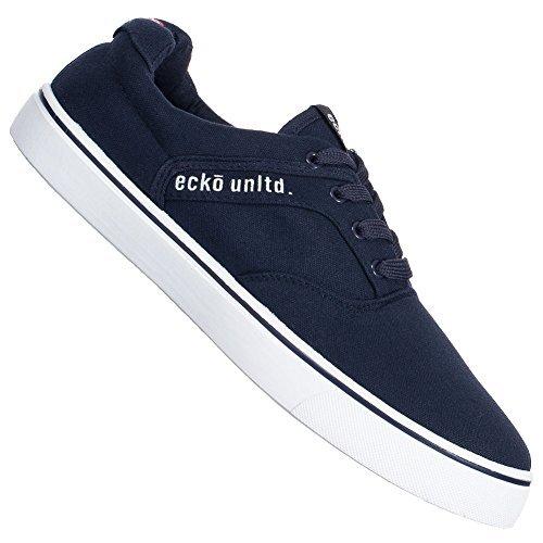 ECKO Unltd Sneaker Uomo - Uomo, EFM00043-blu marino, 42