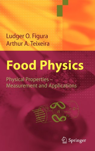 Food physics: physical properties - measurement and application