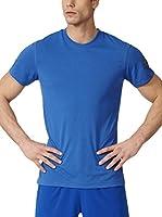 adidas Camiseta Manga Corta Prime Dd (Azul)