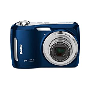 Kodak Easyshare C195 Digital Camera (Blue)