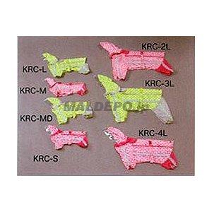 レインコート KRC-2L ピンク