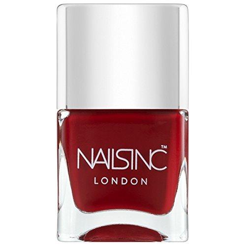 Nails Inc Vernis à ongles professionnel original - Chelsea Vert 14 ml