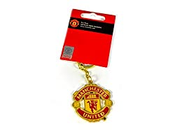 Manchester United F.C. Keyring