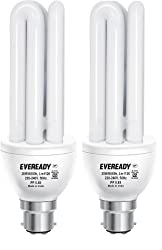 Eveready ELT 20-Watt CFL (White and Pack of 2)