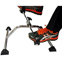 Pedal Exerciser With Anti-Slip Strips