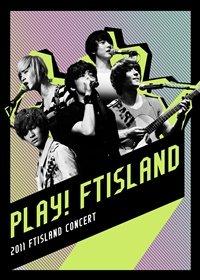 FTIsland / Play ! FTIsland !! (2DVD+写真集) (初回限定エディション) (韓国盤)
