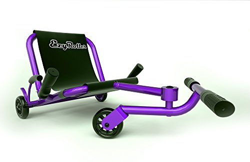 Learn More About EzyRoller Ultimate Riding Machine - Purple