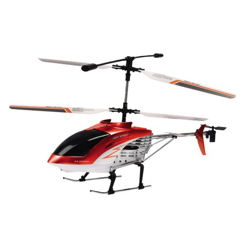 Protocol Tough-Copter RC Helicopter 35 Chanel Radio Control With Gyro