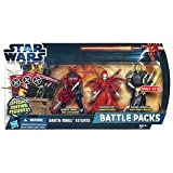 "Star Wars The Clone Wars Special Edition Exclusive 3.75"" Action Figure Pack F..."