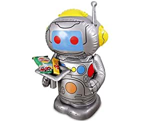 "R/C Inflatable Robot Radio Remote Control 32"""