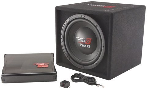 "Cerwin-Vega Hedbk112 - 12"" Powered-Enclosed Subwoofer"